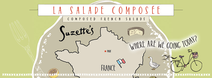 French Lunch - Composed Salads